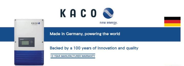 KACO German String Inverter, String Inverter